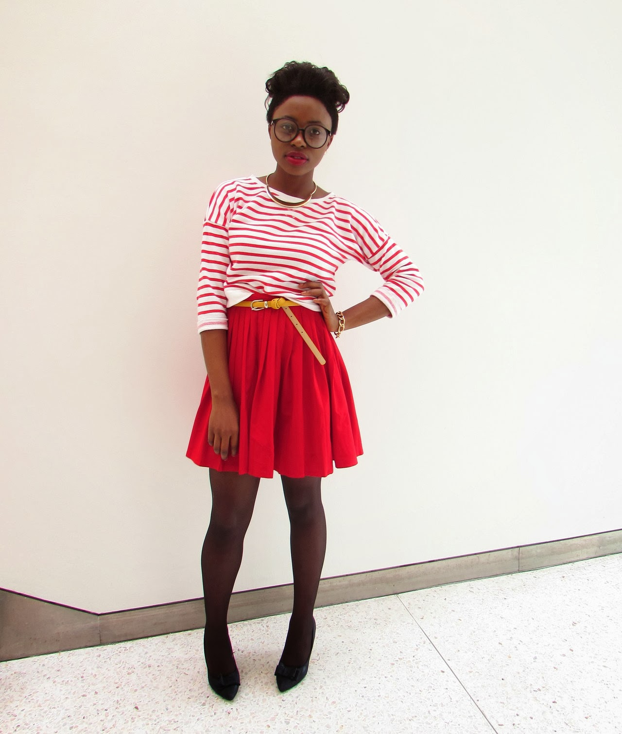 Black Girls Killing It Be: All About Fashion: Ideas For Crop Top/Skirt